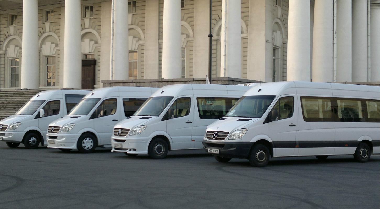 Микроавтобус Москва Харьков