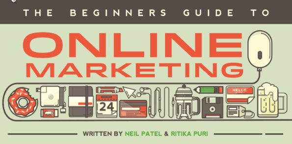 Quick Sprout's Beginner Guide to Online Marketing